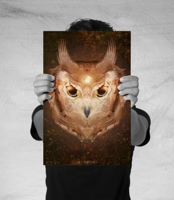 Copper Owl 1
