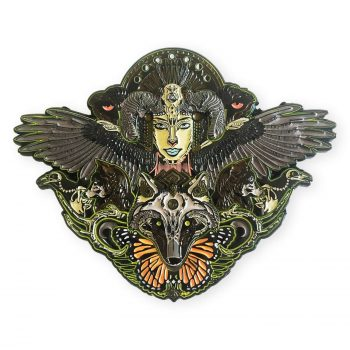 Dryad Pin | Mugwort Designs