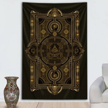 Sacred Projection Tapestry | Mugwort Designs