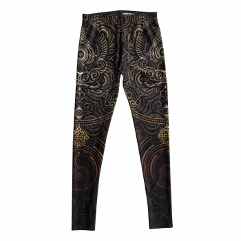 Sacred Projection Leggings | Mugwort Designs