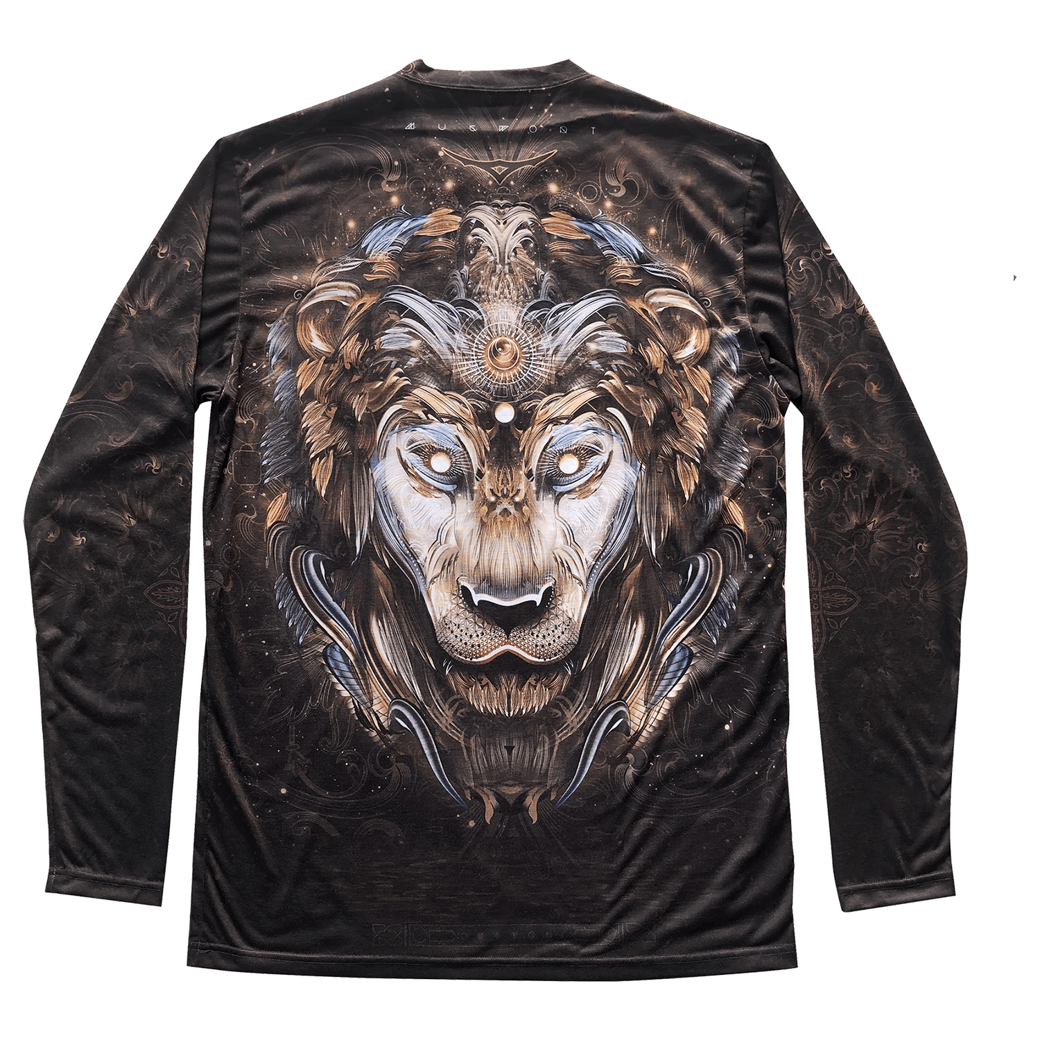 Brass Lion Long Sleeve Shirt 3