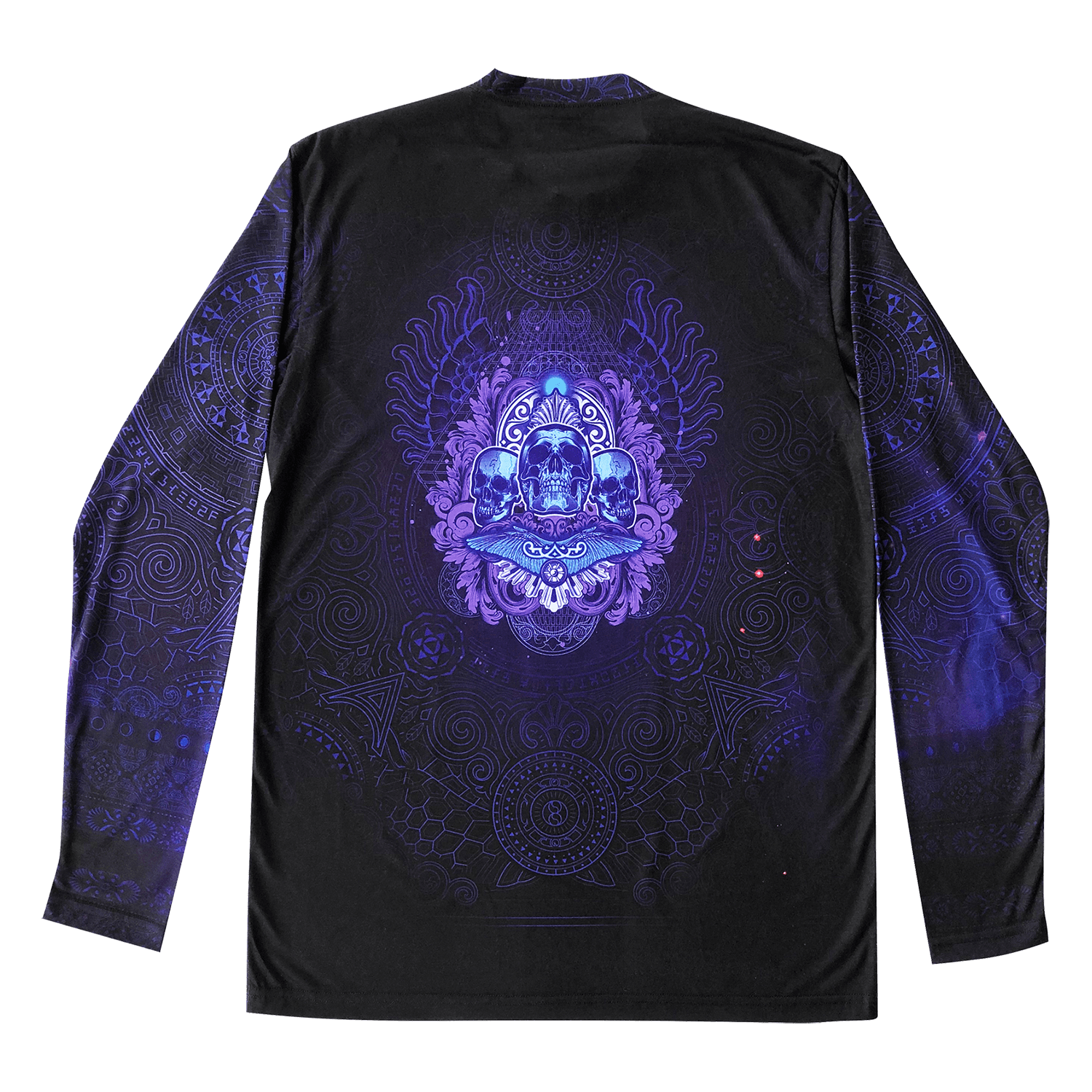 Skull Altar Long Sleeve Shirt 3
